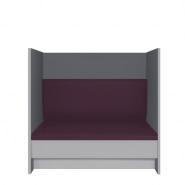 Kupé sofa