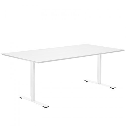 Delta bord med højtryks laminat bordplade