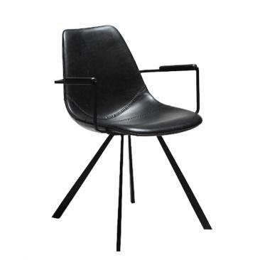 Møbelpakke Pitch restaurantstol m. armlæn 6 stk