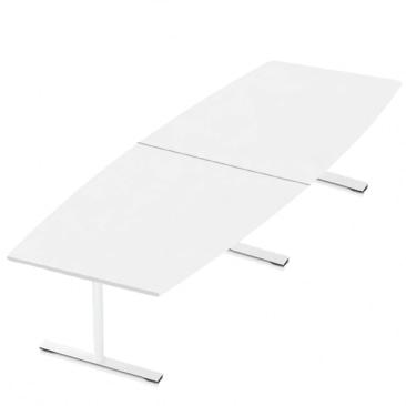 Delta to-delt bord i laminat