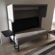 Four Us sofa med Cave og Innotab