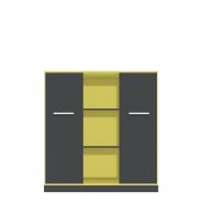 Rumdeler med 9 rum
