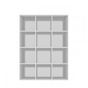Stor rumdeler med 12 rum