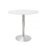 Cafébord med bordplade i laminat