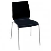 Spela lamineret træskal stol