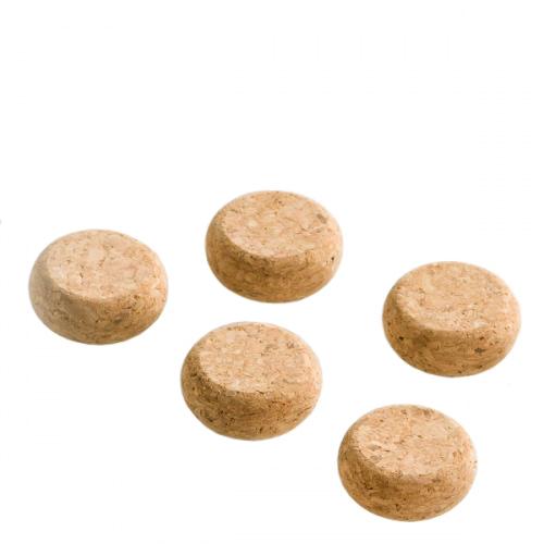 Kork magneter 5 stk