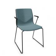 FourSure 88 mødestol med polstring