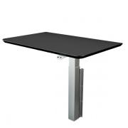 Delta hæve sænke bord - vægmonteret