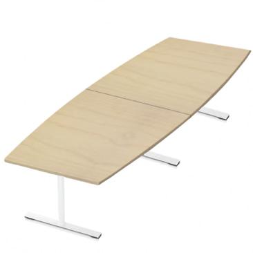 Delta to-delt bord i finér