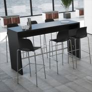 Tidløs møbelpakke - Højbord og 6 Frigg stole