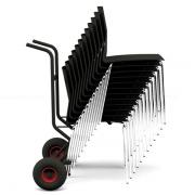 Sækkevogn til Four Design stole