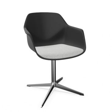 FourMe 99 elegant mødestol