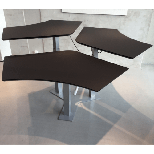 Dencon Gruppe bord - 3 bordplader