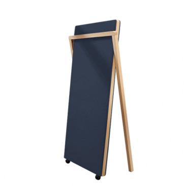 Lyddæmpende design gulvskærm fra Dencon