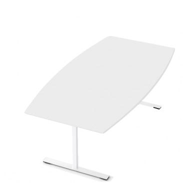 Delta konferencebord i laminat