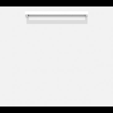 Arkivskuffemodul med eller uden greb