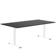 Delta Hæve Sænke bord i Linoleum