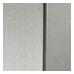 Børstet stål ( 750,-)
