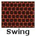 Mørk orange Swing (27X6-52005)