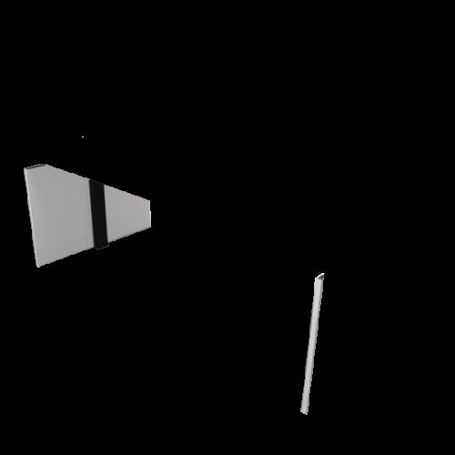 Hvid laminat