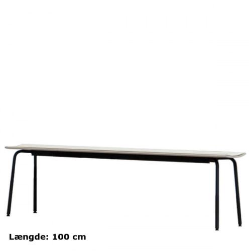 Længde 100 cm uden polstring (0,-) (64301)