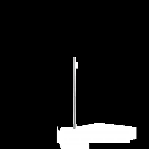 Bordmontering alu (PNP)