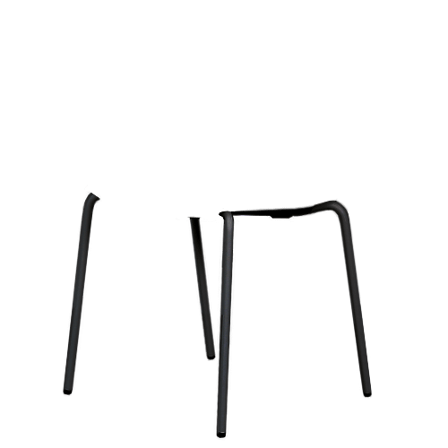 Sort (RAL7021) (B)