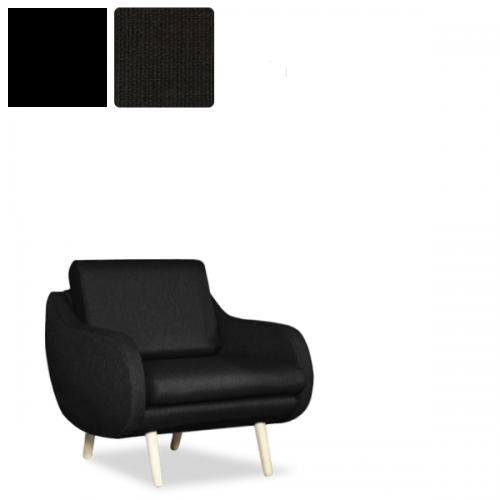 Sort Lido (4 black)