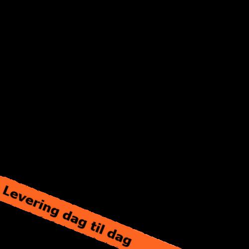 Mesh Sort og sort stel - dag til dag levering (8240/KW40)