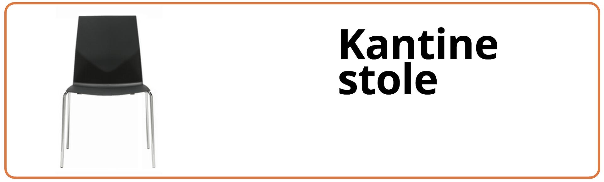 Four Design kantinestole