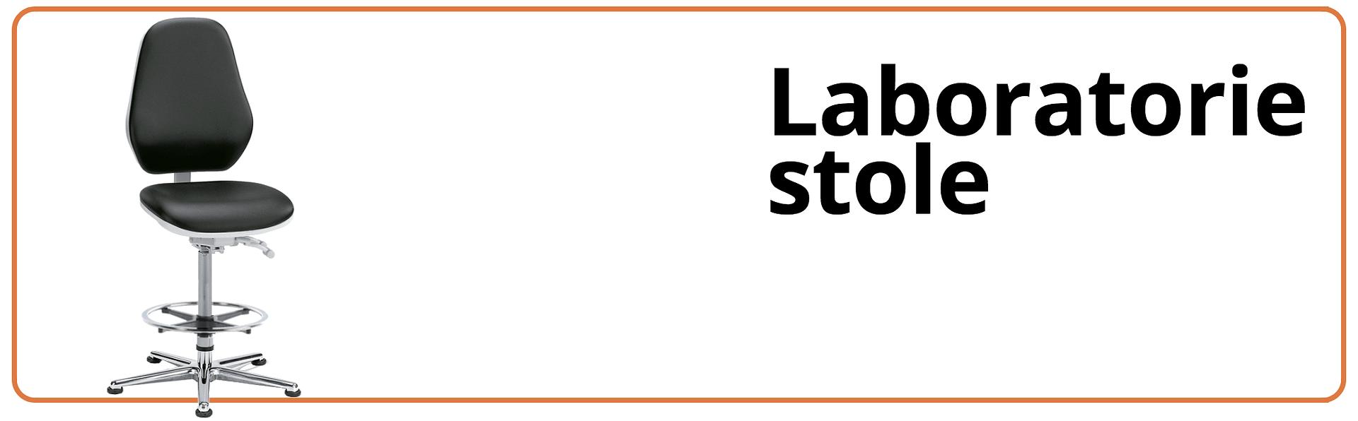 Laboratoriestol fra Interstuhl