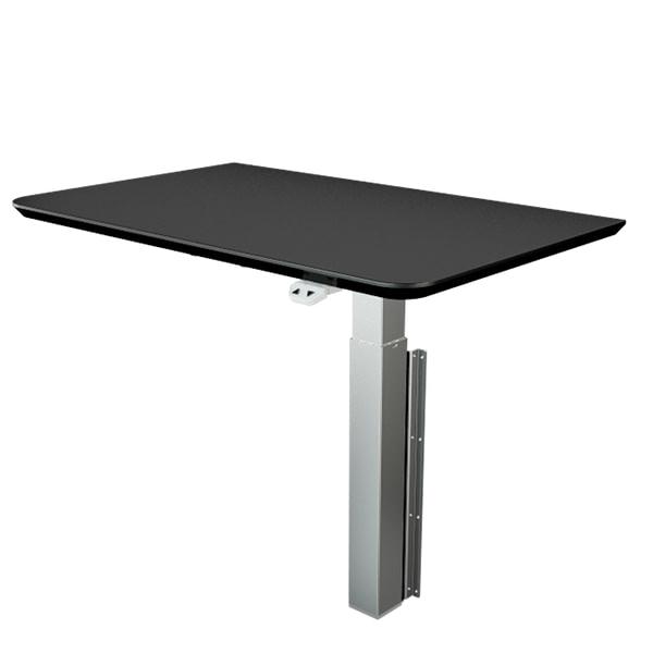 Delta hæve sænkebord vægmonteret