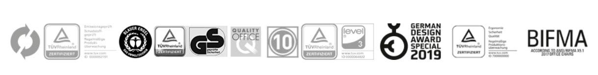 certifikater interstuhl
