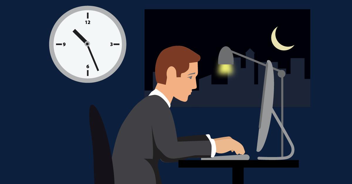 Undgå trætte øjne og hovedpine med et godt arbejdslys