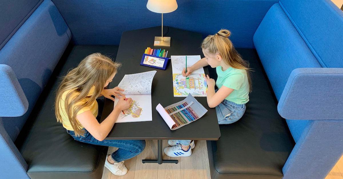 Sådan gør du hjemmeskole til en leg for børnene