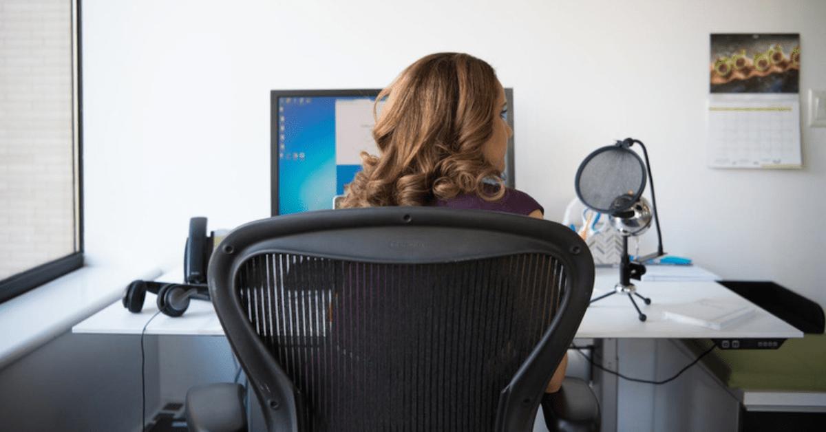 5 gode ergonomiske studie kontorstole til studerende