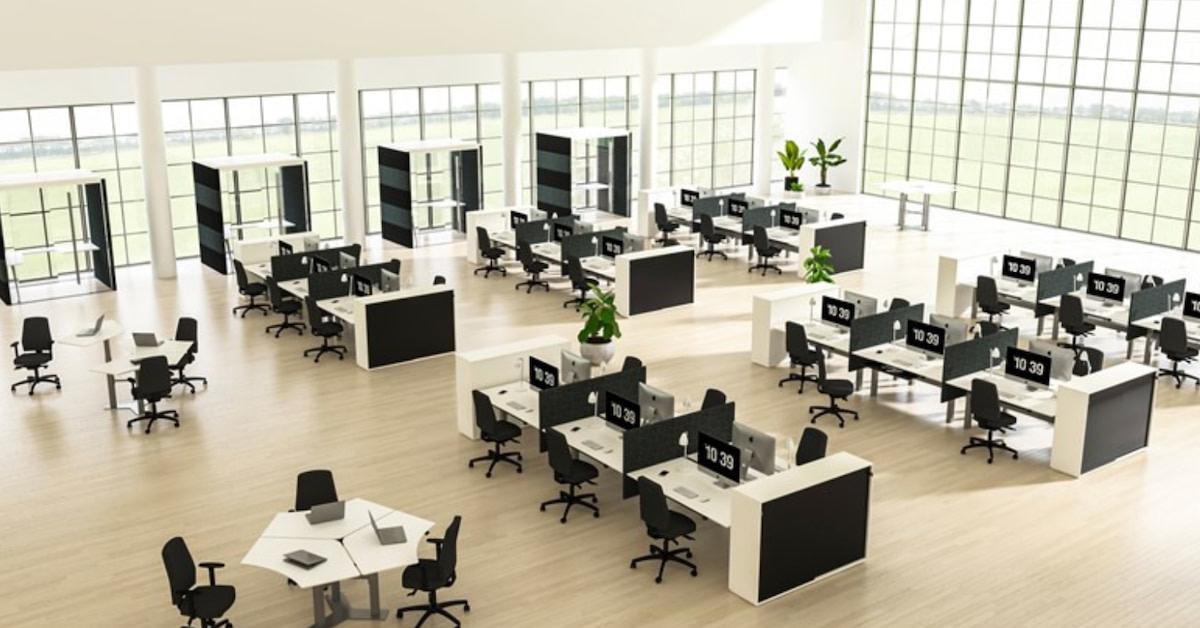 Ergonomi på arbejdsplads
