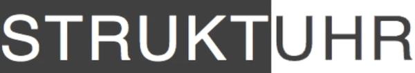 Struktuhr logo