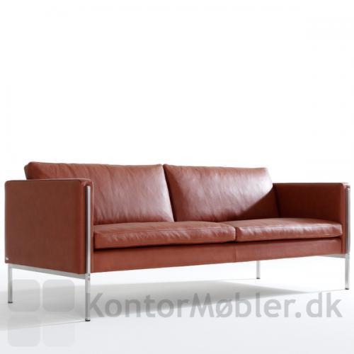 Capri sofa, 2,5 personers sofa fra Skipper Furniture