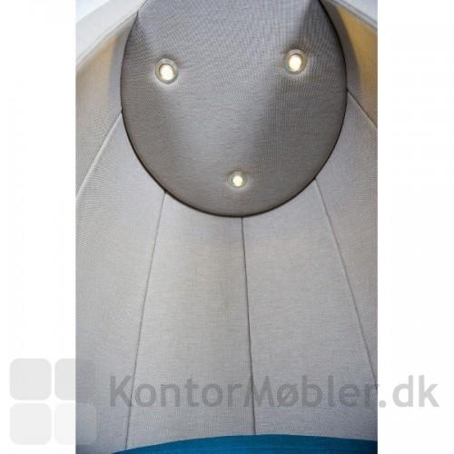 Cocoon med LED-light