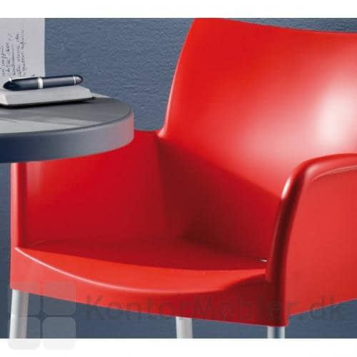 Ice stolen har en god siddekomfort