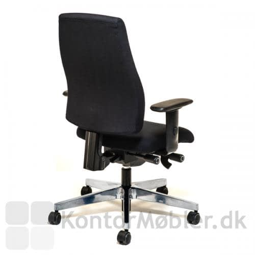 Thor kontorstol med multi justerbart armlæn
