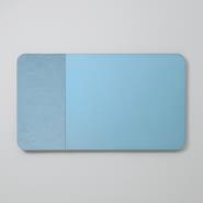 Mood Fabric Wall glastavle med lyddæmpning