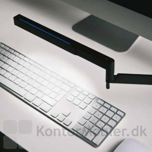 Bap LED lampe er specieltudviklet til computerarbejde