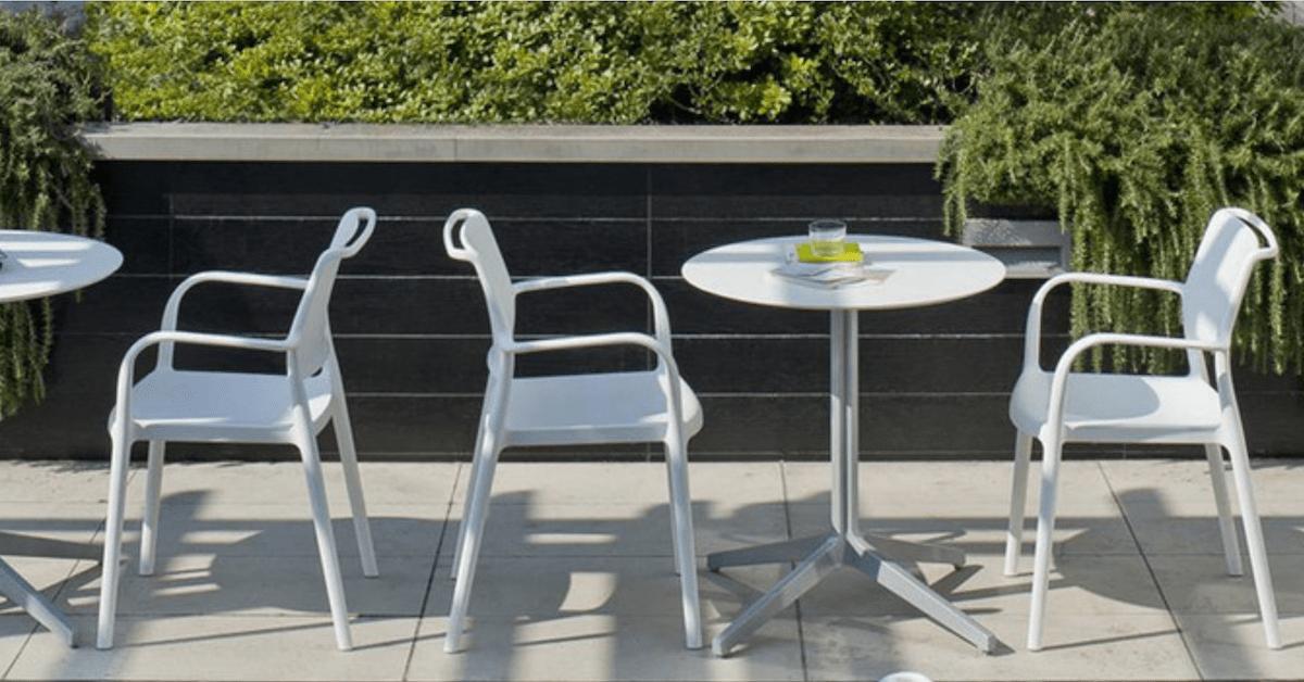 Inspiration til valg af udendørsmøbler til din restaurant eller café