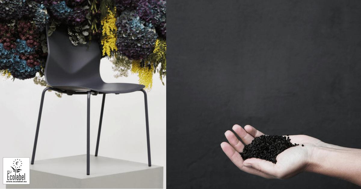 Four Sure stole har fået tildelt anerkendte EU blomst