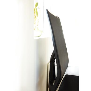 Omnia kontorstol med elegant netryg