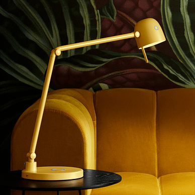NEOS Sunset Gold bordlampe