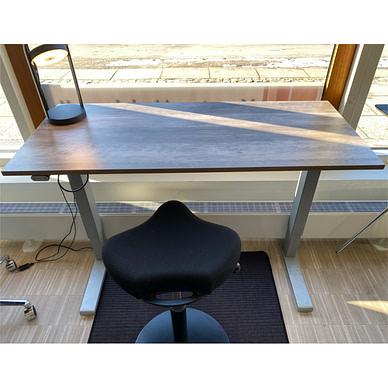 Basic hæve sænke bord til hjemmekontoret