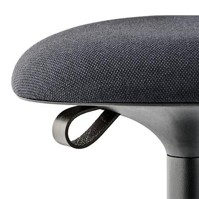 Take 1020 balancestol med sort polstring